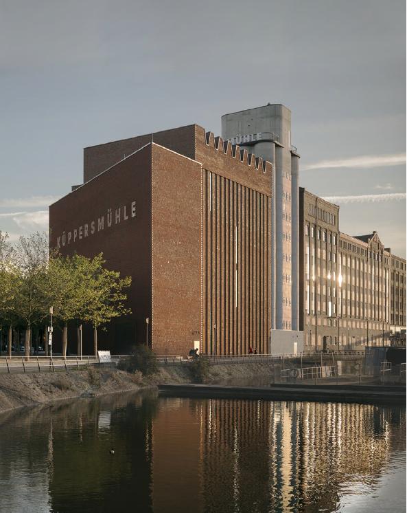 MKM Duisburg / Herzog & de Meuron © für die Arbeit von David Schnell: Der Künstler und VG Bild-Kunst, Bonn, 2021 © Foto: Simon Menges